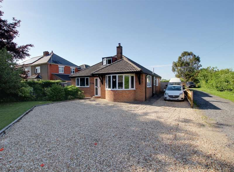 4 Bedrooms Detached Bungalow for sale in Conisholme Road, North Somercotes, Louth