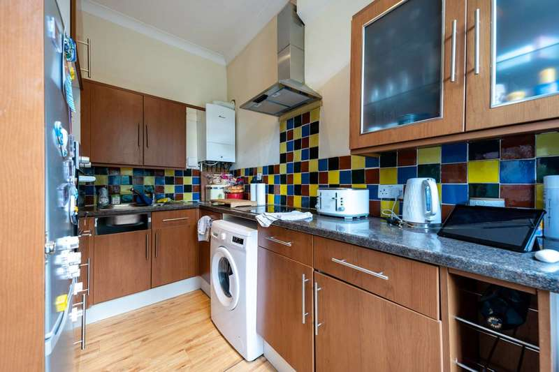 2 Bedrooms Flat for sale in Woodside Green, South Norwood, SE25