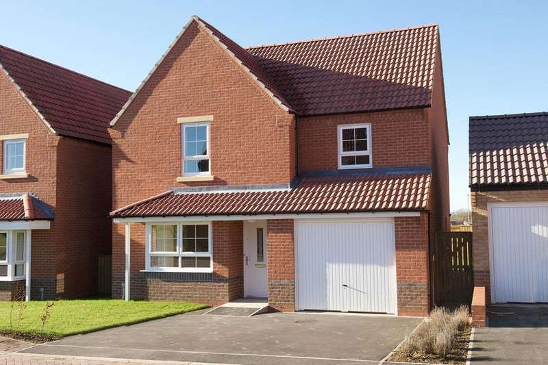 4 Bedrooms House for sale in Kennington, Drovers Court, Great North Road, Micklefield, LEEDS, LS25 4AQ