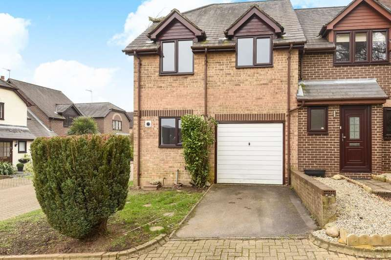3 Bedrooms Semi Detached House for sale in Ascot, Berkshire, SL5