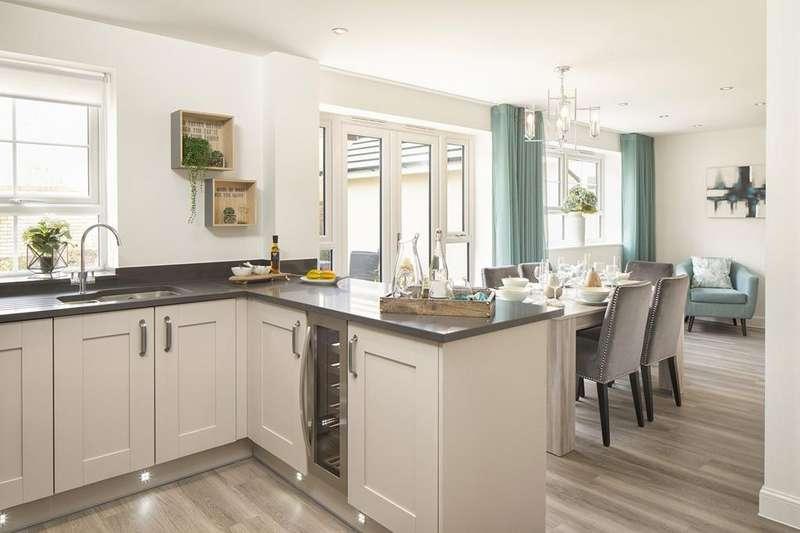 5 Bedrooms House for sale in Lamberton, Romans' Quarter, Dunsmore Avenue, Bingham, NG13 7AB