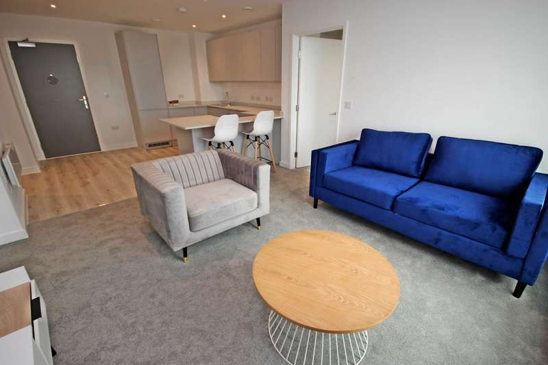 2 Bedrooms Apartment Flat for rent in No1 Old Trafford, Trafford Wharf Road, Trafford Park