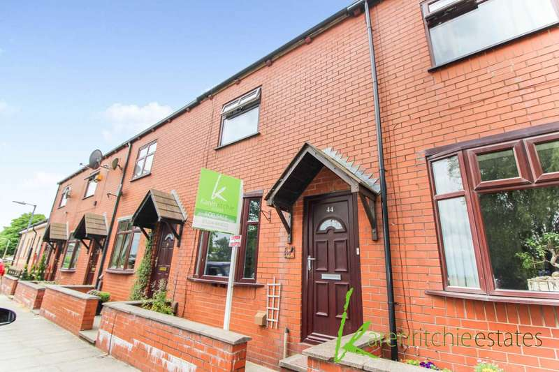 2 Bedrooms Terraced House for sale in Peveril Street, Bolton