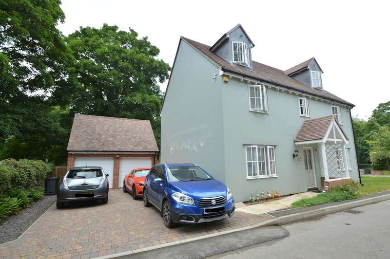 5 Bedrooms Detached House for sale in St Peters View, Sible Hedingham