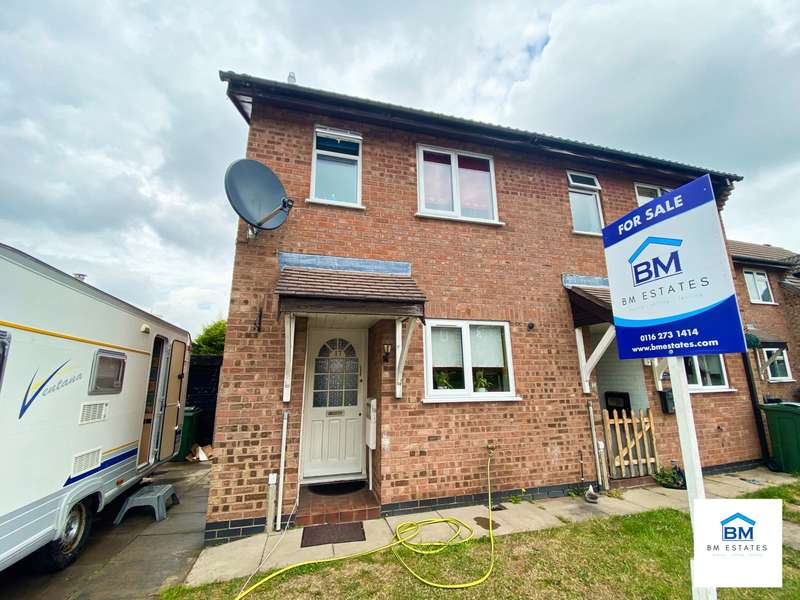 2 Bedrooms End Of Terrace House for sale in Smith Avenue, Thurmaston, LE4