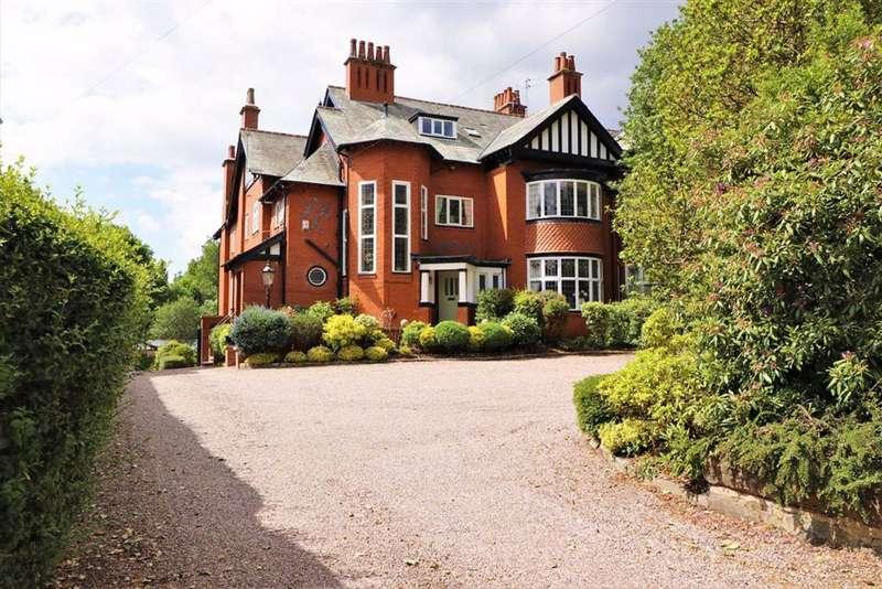6 Bedrooms Semi Detached House for sale in Urmston Lane, Stretford, Trafford, M32