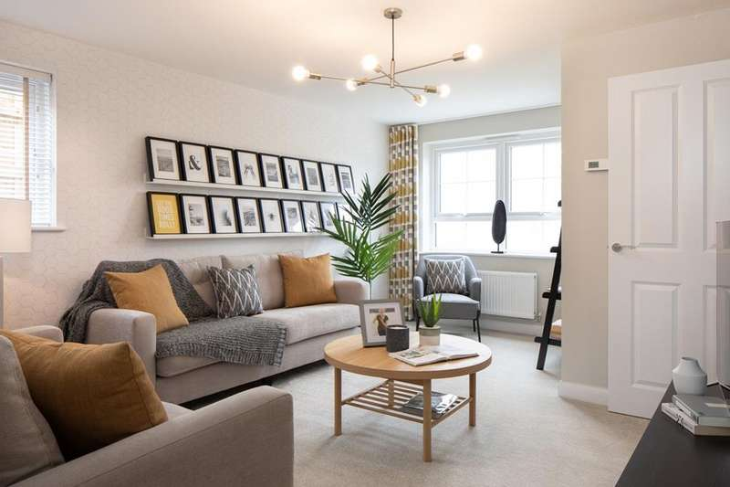 3 Bedrooms House for sale in Maidstone, Beeston Quarter, Technology Drive, Beeston, NOTTINGHAM, NG9 1LA