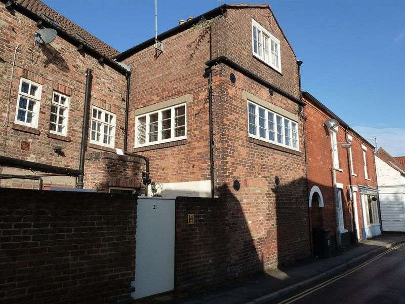 2 Bedrooms Property for sale in QUEEN STREET, LOUTH