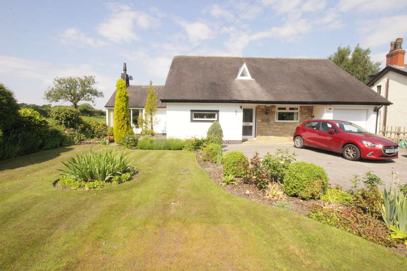 4 Bedrooms Detached House for sale in Lydiate Lane, Claughton-on-brock