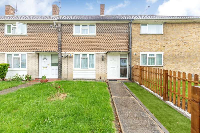 2 Bedrooms Terraced House for sale in Thorrington Cross, Basildon, SS14