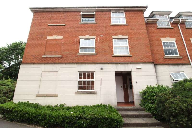 1 Bedroom Flat for sale in Heritage Way, Hamilton, Leicester, LE5