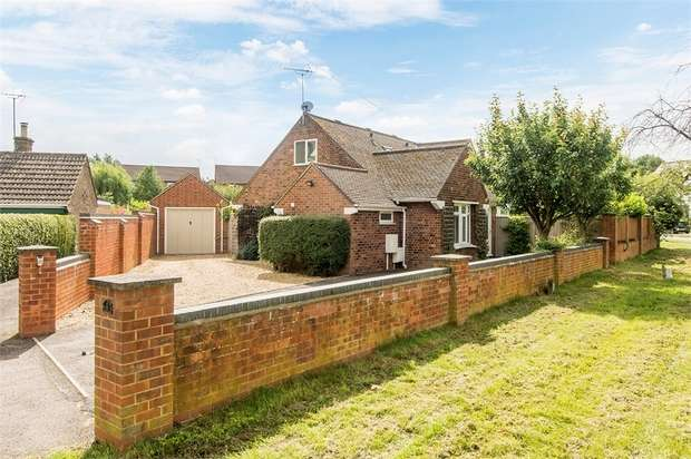 5 Bedrooms Detached House for sale in Gores Lane, Market Harborough, Leicestershire