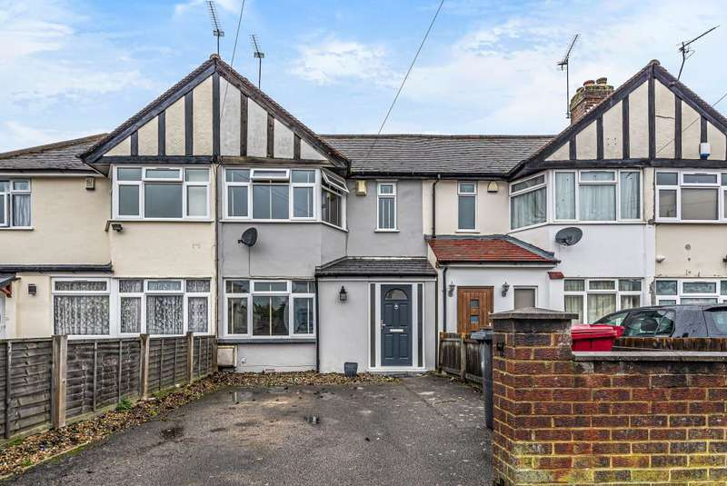 3 Bedrooms Terraced House for sale in Slough, Berkshire, SL1