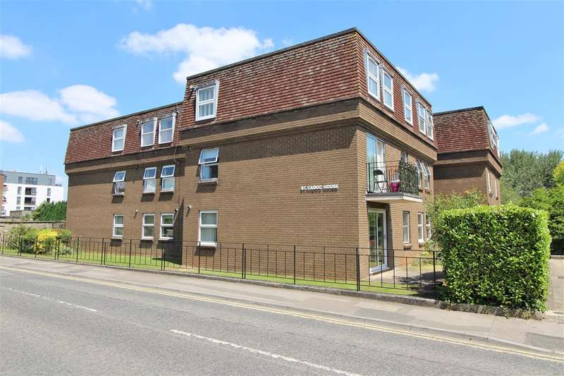 1 Bedroom Apartment Flat for sale in St Cadoc House, Temple Street, Bristol