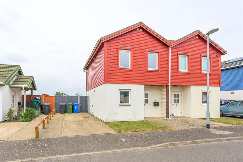 2 Bedrooms Semi Detached House for sale in St. Swithins Close, Bicker, Boston