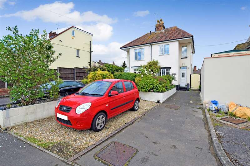 2 Bedrooms Semi Detached House for sale in Pump Square, Pill