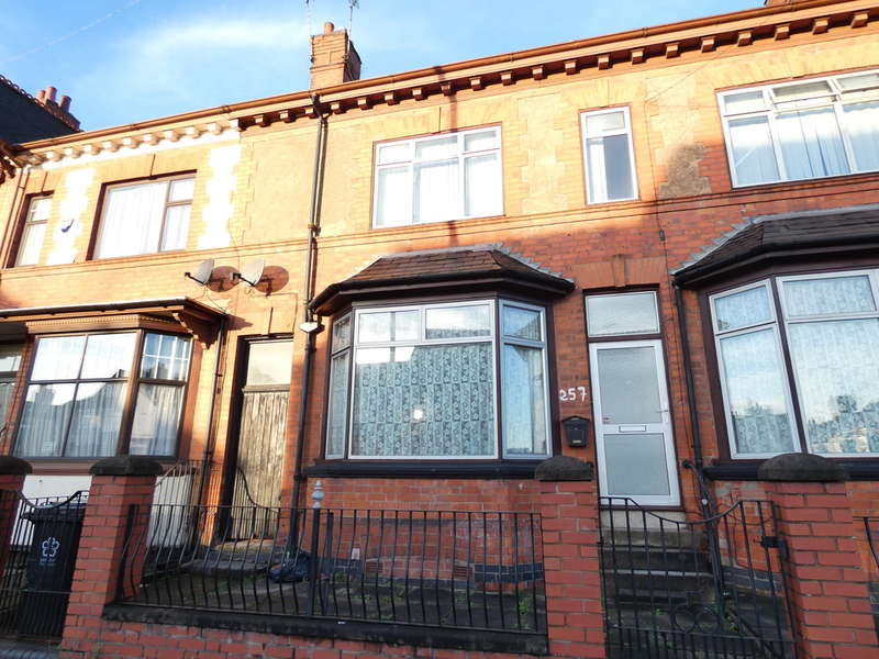 2 Bedrooms Ground Flat for rent in East Park Road, Evington, Leicester