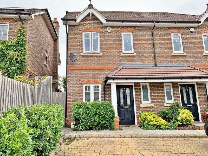 3 Bedrooms Semi Detached House for sale in Hatch Place Mews, COOKHAM, SL6