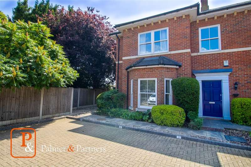 2 Bedrooms Maisonette Flat for sale in Kingsmead House, Woodland Drive, Lexden, Colchester CO3