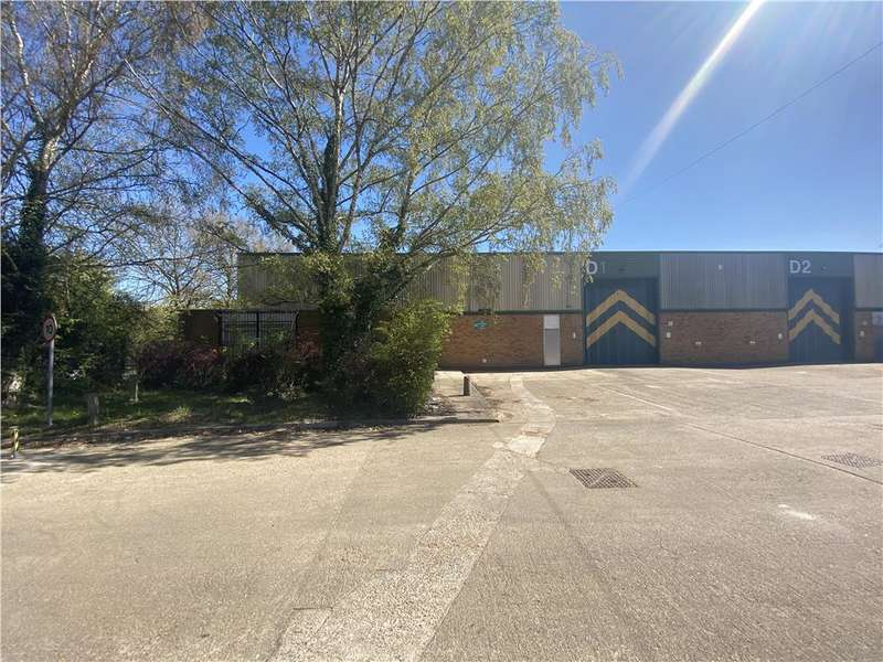 Light Industrial Commercial for rent in D1 And D2 Harrowbrook Industrial Estate, Fleming Road, Hinckley, Leicestershire, LE10