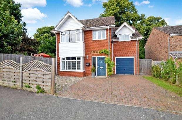 4 Bedrooms Detached House for sale in Hawkwood Road, Sible Hedingham, Essex
