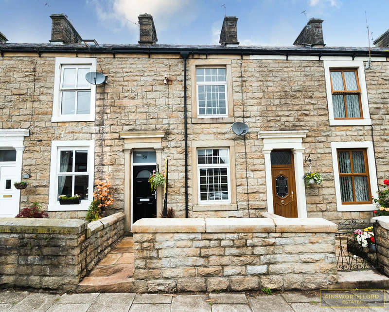 2 Bedrooms Terraced House for sale in Stanhill Road, Oswaldtwistle