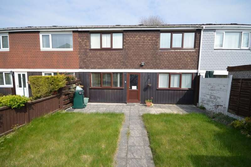 3 Bedrooms Terraced House for rent in Tongbarn, Skelmersdale, WN8