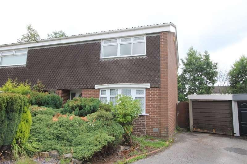 3 Bedrooms Semi Detached House for sale in Larkhill, Skelmersdale, WN8
