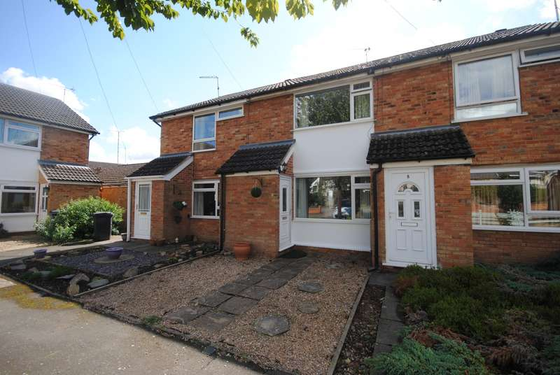 2 Bedrooms Terraced House for rent in Windsor Close, Quorn, Loughborough, LE12