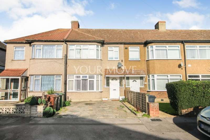 1 Bedroom Flat for sale in Fourth Avenue, Romford, RM7