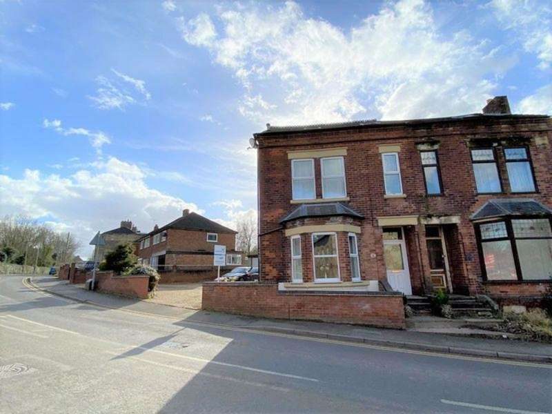 Property for rent in Station Road, Hugglescote LE67