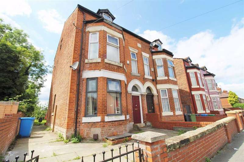 5 Bedrooms Semi Detached House for sale in Northmoor Road, Longsight, Manchester