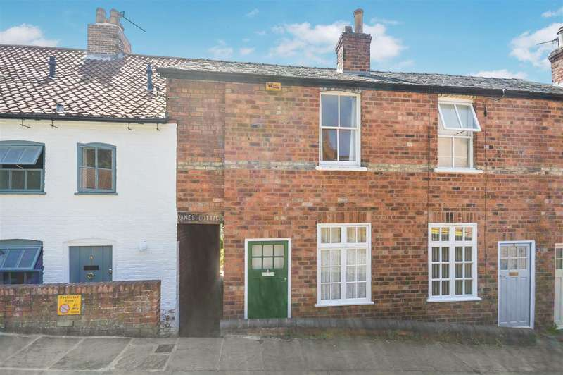 2 Bedrooms House for sale in Danes Cottages, Lincoln