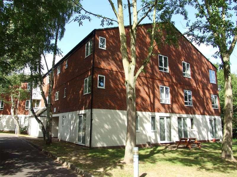 Studio Flat for sale in Mount Lane, Bracknell, Berkshire, RG12