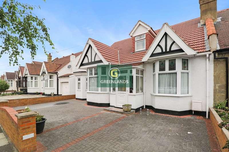 5 Bedrooms Bungalow for sale in Trenance Gardens, Goodmayes, IG3