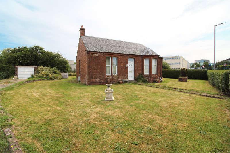 2 Bedrooms Detached House for sale in Sherwood Road, Prestwick, KA9