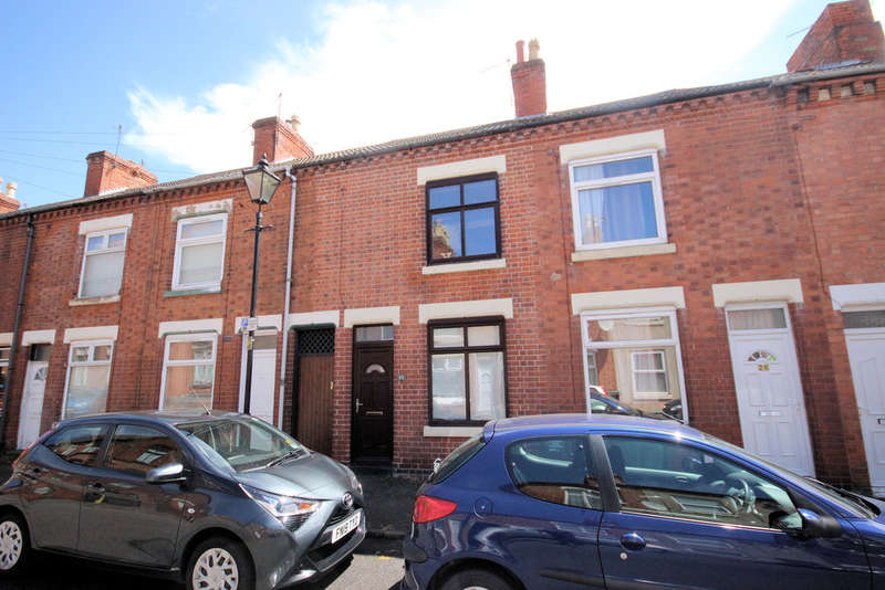2 Bedrooms Terraced House for rent in Shakespeare Street, Loughborough