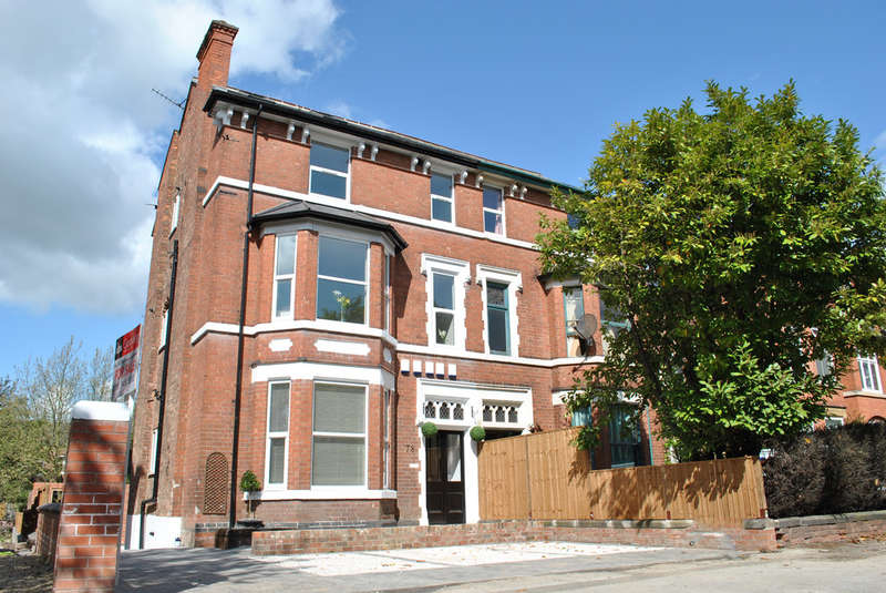 2 Bedrooms Flat for sale in Flat 5, 78 Musters Road, West Bridgford, NG2 7PS