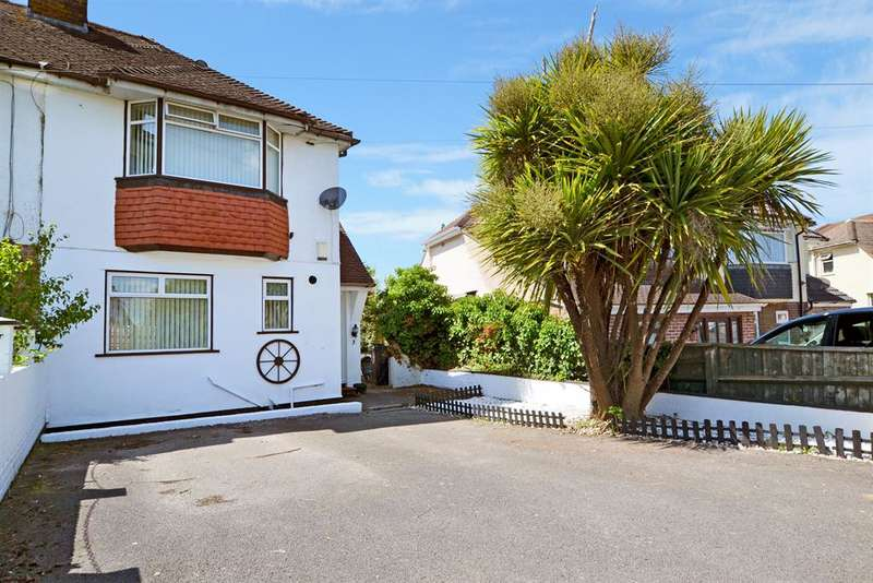 3 Bedrooms Semi Detached House for sale in Willoughby Close, Bristol, BS13 7NL