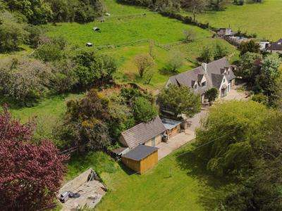 6 Bedrooms Detached House for sale in Rooksmoor, Woodchester, Stroud