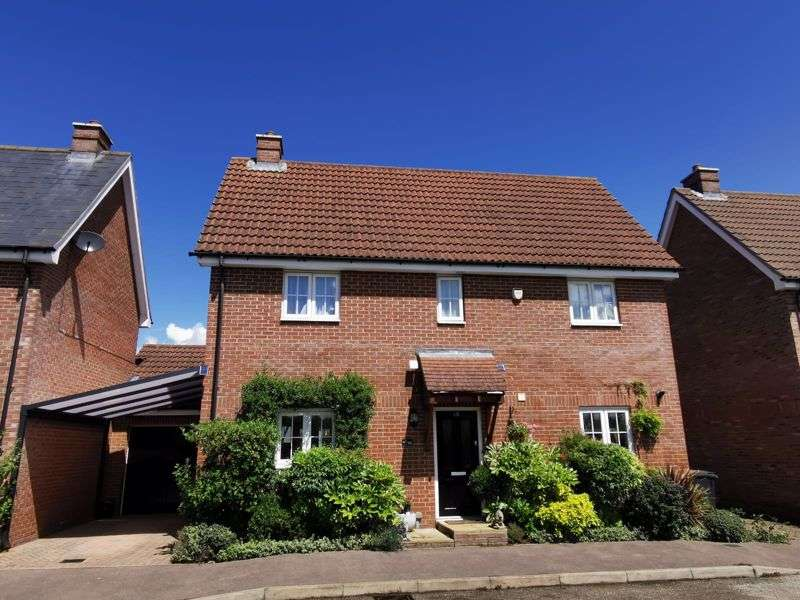 3 Bedrooms Property for sale in Clarendon Road, Dunmow