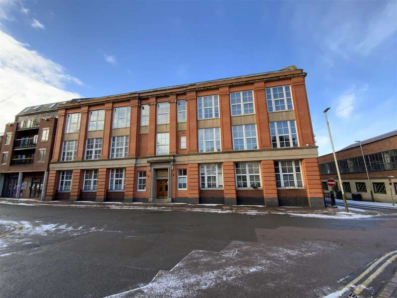 2 Bedrooms Apartment Flat for sale in The Driver Building, Marquis Street, Leicester