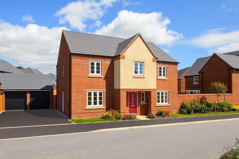 4 Bedrooms House for sale in Winstone, Wigston Meadows, Newton Lane, Wigston, WIGSTON, LE18 3SH