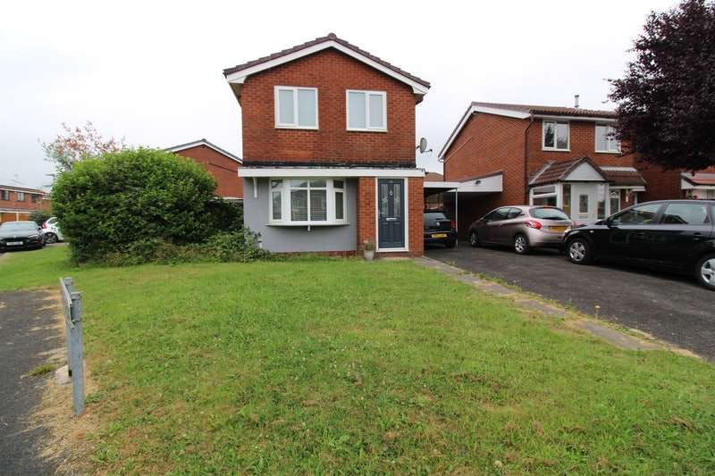 3 Bedrooms Detached House for sale in shelley street, leigh, Greater Manchester, WN7