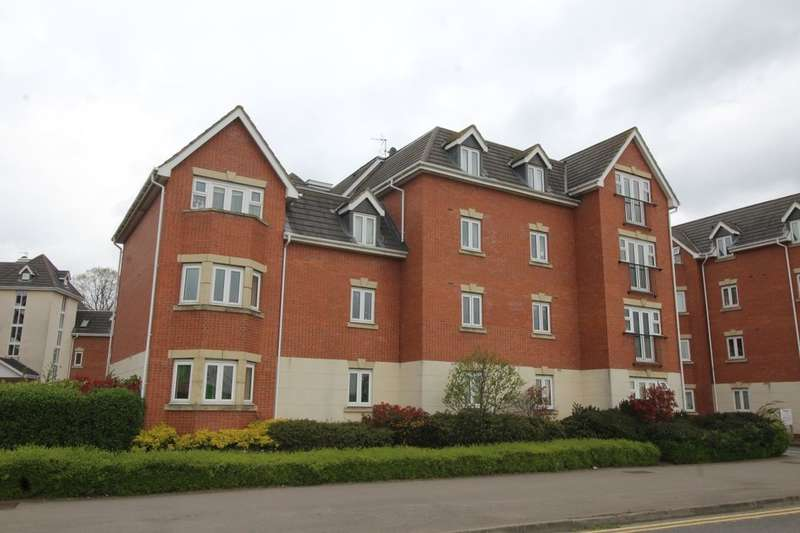 2 Bedrooms Flat for rent in Southfield Road, Hinckley, LE10