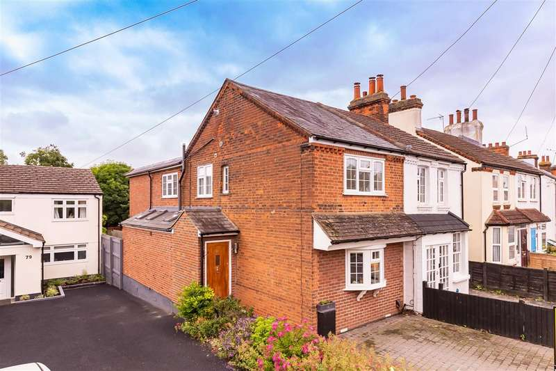 3 Bedrooms Semi Detached House for sale in Lindsey Street, Epping