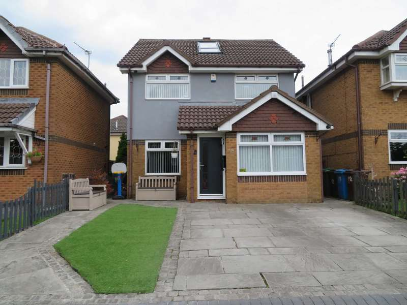 5 Bedrooms Detached House for sale in Spring Vale Way, Royton