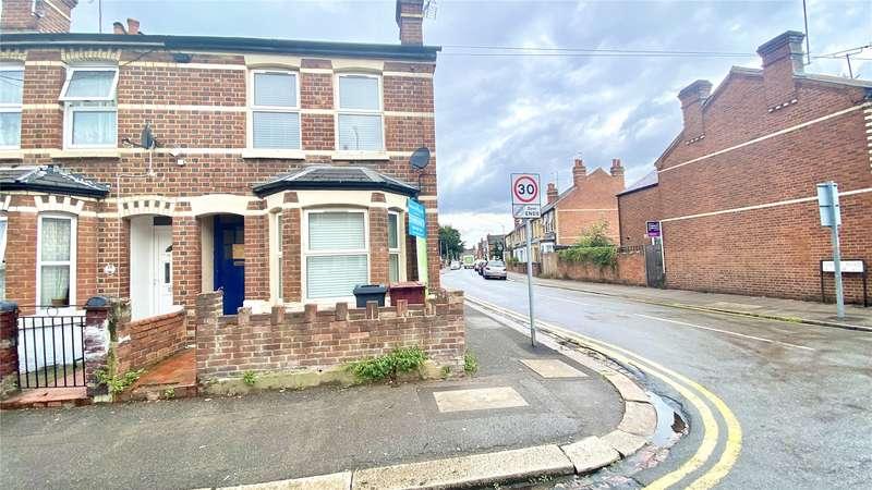 3 Bedrooms End Of Terrace House for sale in Kensington Road, Reading, Berkshire, RG30