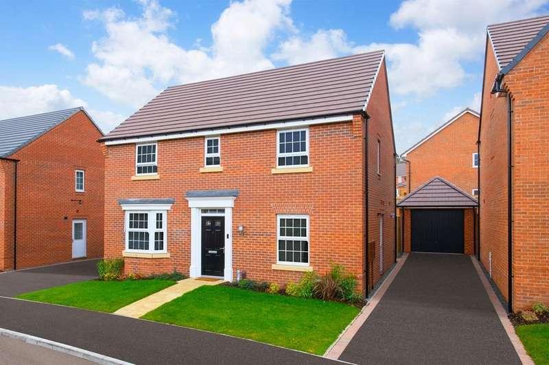 4 Bedrooms House for sale in Bradgate, Grange View, Grange Road, Hugglescote, COALVILLE, LE67 2BS