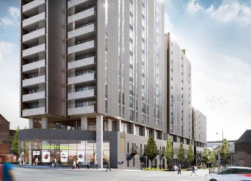 2 Bedrooms Flat for sale in Oxygen, Store St, Manchester, M1 2WA